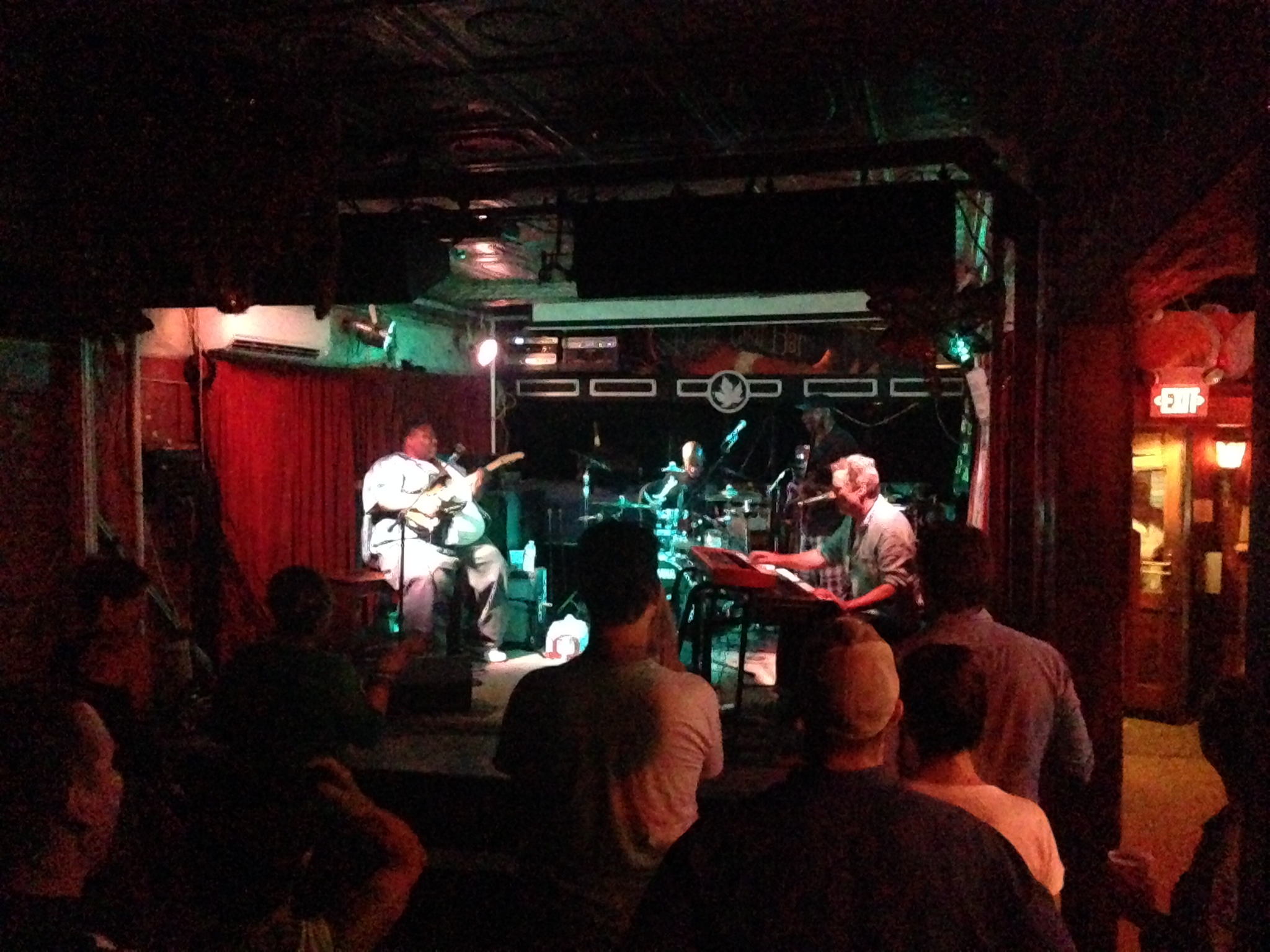 Jon Cleary & The Absolute Monster Gentelmen