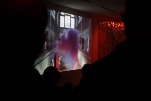 Opaque by Pauline Boudry & Renate Lorentz premieres on the big screen.
