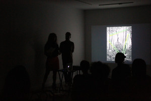 Deltaworkers curators Maaike Gouwenberg & Joris Lindhout give a talk on the Southern States as a mythical region.
