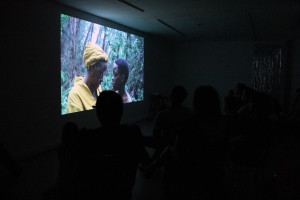 Swimming In Your Skin Again by Terence Nance premieres on the big screen.