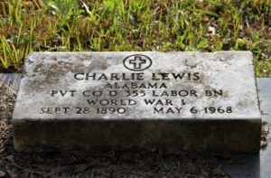 Africatown grave1