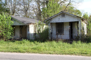 Africatown houses