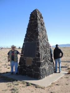 Trinity monument